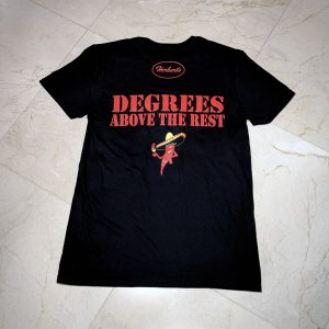 Degrees Above the Rest Tee