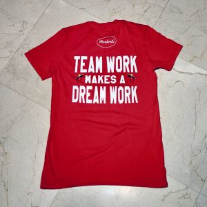 Team Work Makes A Dream Work Tee